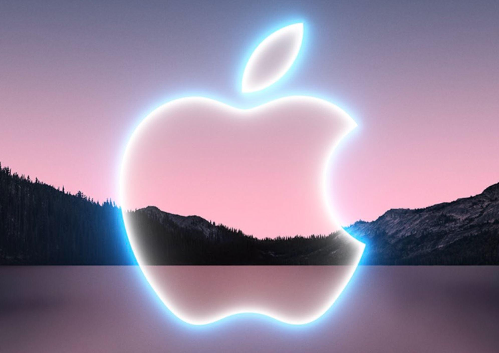 Apple September 2021 iphone event
