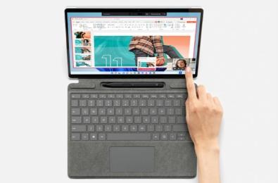 Microsoft Surface Pro 8 keyboard