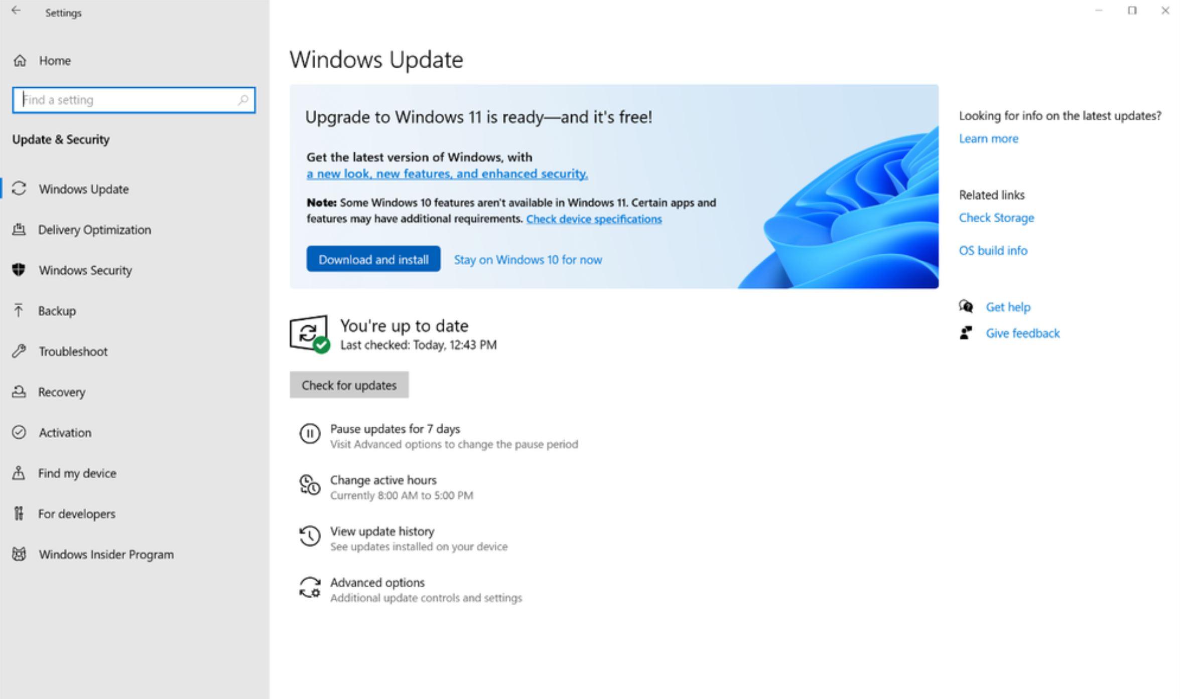 Microsoft Windows 11 Upgrade