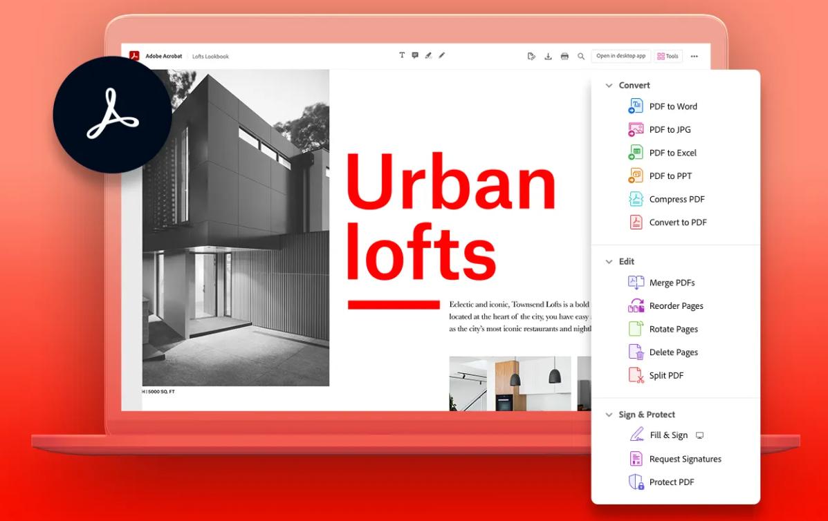 Adobe Acrobat Extension
