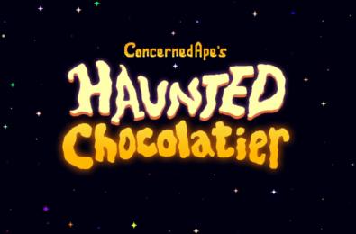 ConcernedApe's Haunted Chocolatier