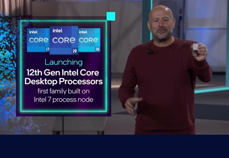 Intel 12th gen core desktop processors