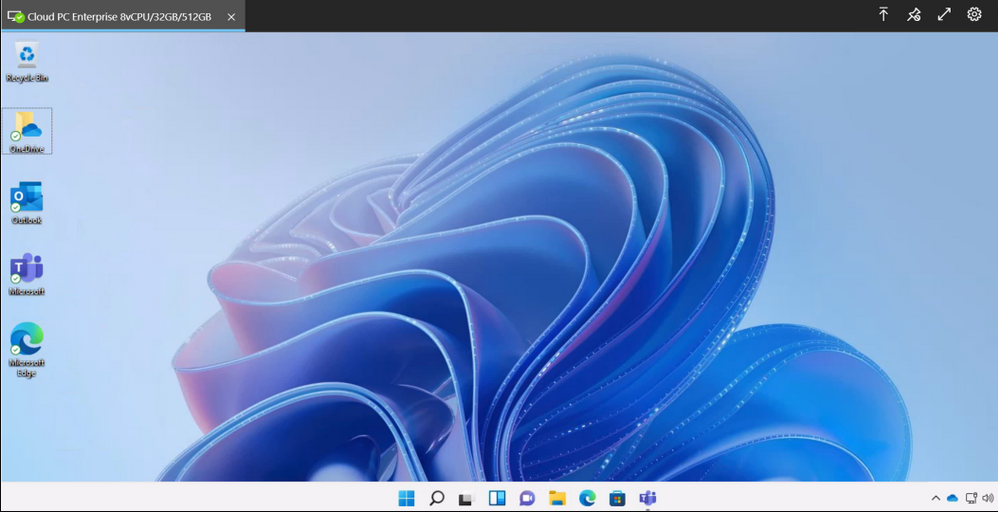 Microsoft Windows 11 Cloud PC