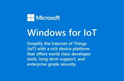 Microsoft Windows 11 IoT for Enterprise