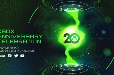 Xbox 20th Anniversary Event