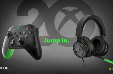 Xbox 20th-anniversary Banner
