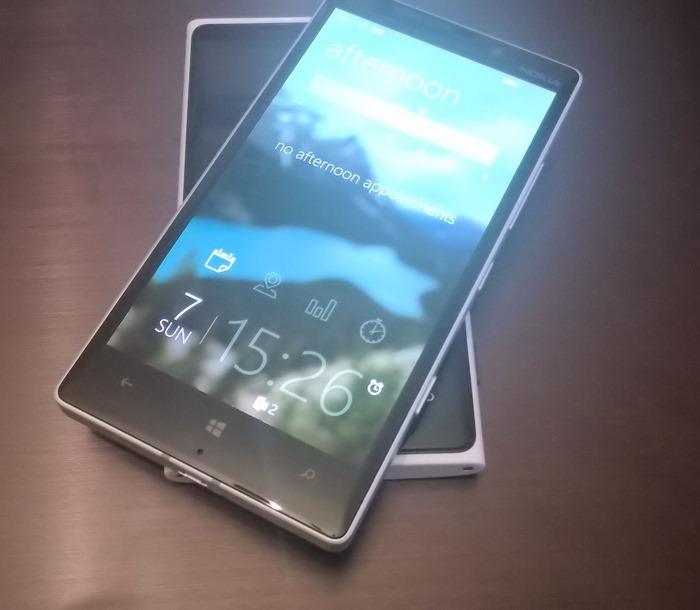 nokia lumia 930 upgrade
