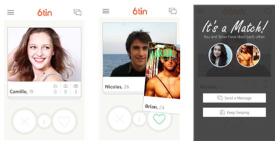 date app for windows phone