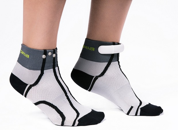 Caledos Runner (and Windows Phone) now supports Sensoria Smartsocks! 1