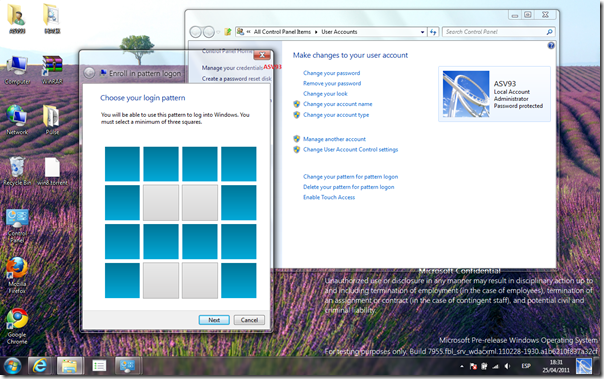 Windows-8-Pattern-Logon