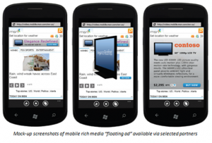 Microsoft Expands Mobile Ad Solutions With Two New Rich Media Ad Partnerships 1