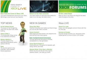 Microsoft E3 Details Leaked On its Website 1