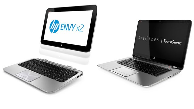 HP Envy Toych Spectre Touch