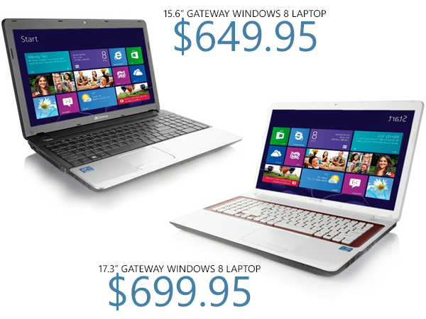 gatewaywindows8laptops
