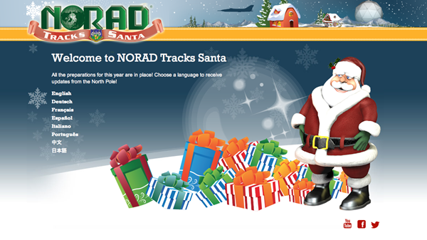 NORADSantaTracker