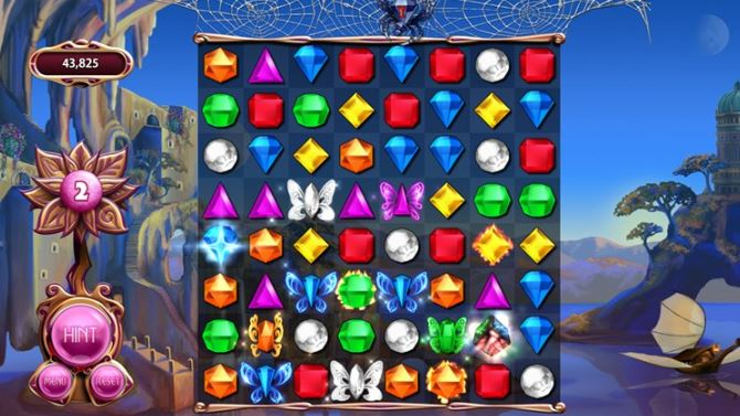 Bejeweled LIVE Windows Store
