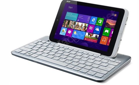 Acer W3 Windows 8 PC