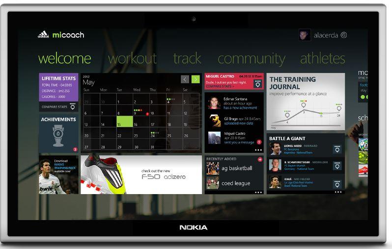 Nokia Micoach1