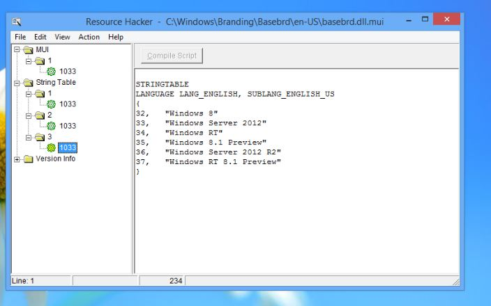 Windows 8 Build Preview