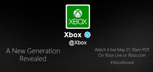 Xbox vNext Reveal