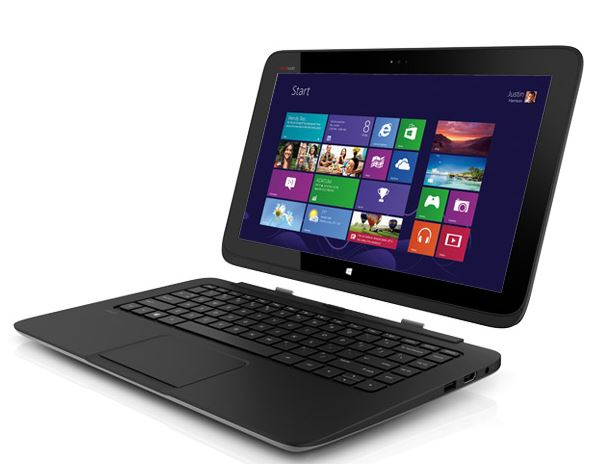 HP Split X2 Windows 8