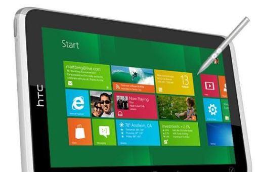 HTC Windows RT device