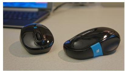 Microsoft Sculpt Mouse