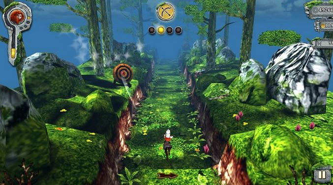 Temple Run Brave Windows Store