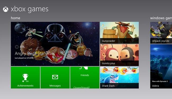 Xbox Games App Windows Store