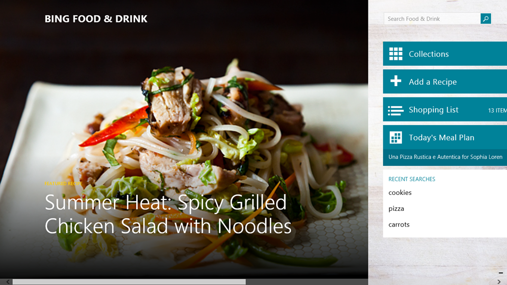Microsoft details new windows 81 bing app food drink mspoweruser microsoft details new windows 81 bing app food drink forumfinder Gallery
