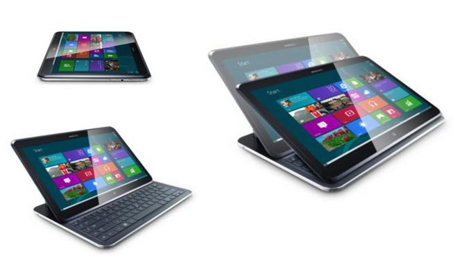 Samsung Ativ Q Windows Tablet