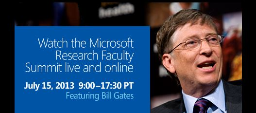 Bill Gates MSR