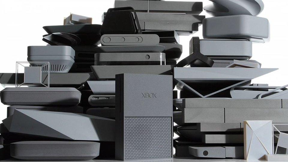 Microsoft Xbox Prototype