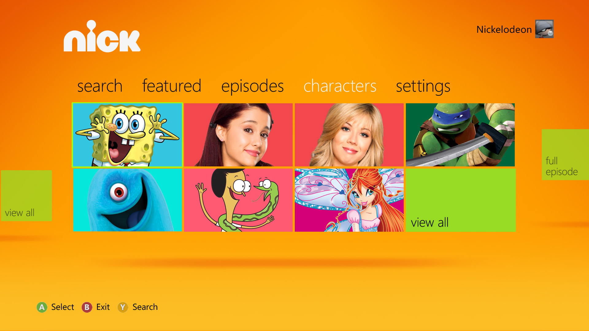 Comedy Central and Nickelodeon Come To The Xbox - MSPoweruser