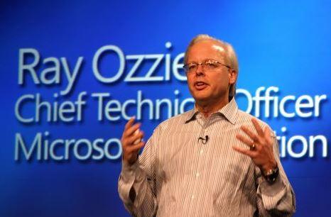 Ray Ozzie Microsoft