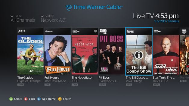 Time Warner Cable Xbox 360