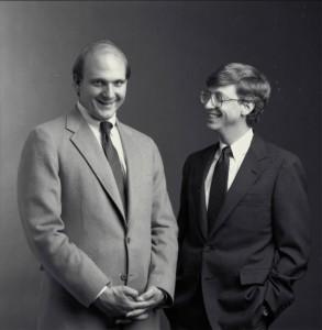 Steve Ballmer Bill Gates