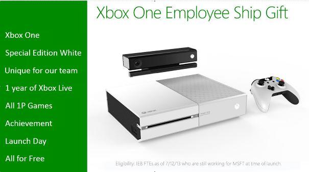 xbox One White Order