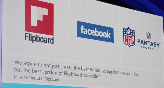 Facebook Windows Store