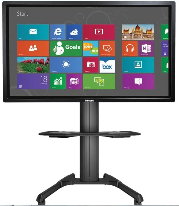 InFocus Windows 8 All In One 70-inch