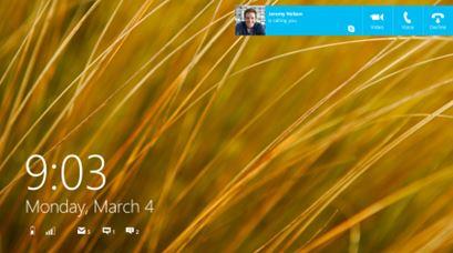 Skype for Windows 8.1