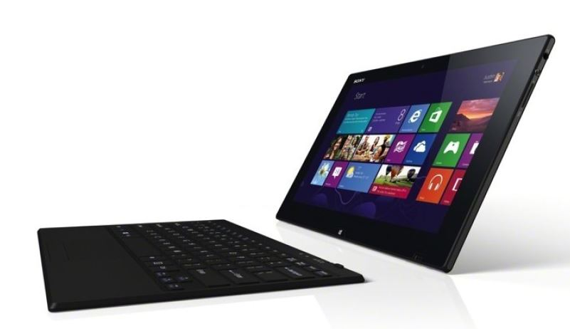 Sony Vaio Tap 11 Windows 8