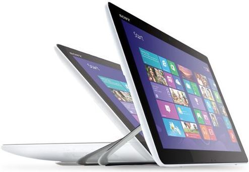 Sony Vaio Tap 21 Windows