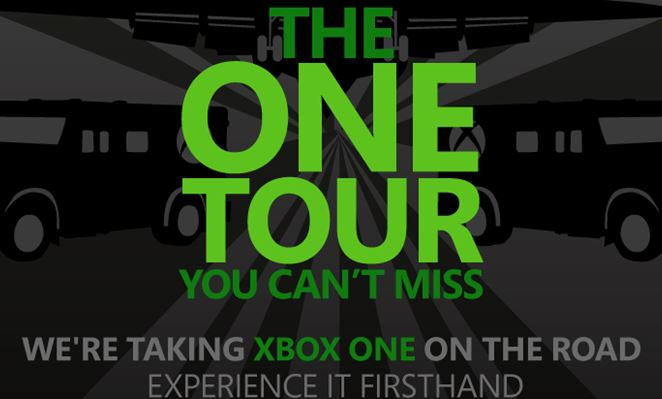 The Xbox One Tour