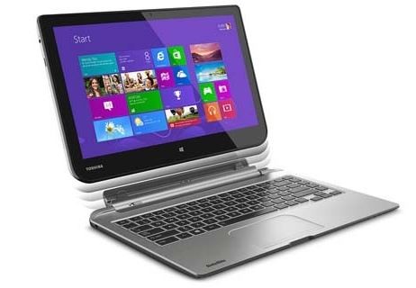 Toshiba Sattelite Click Windows Hybrid