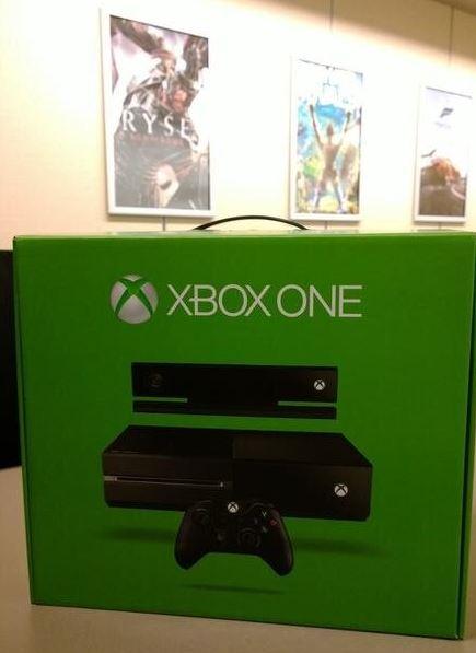 Xbox One Retail