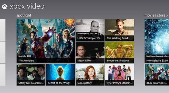 Xbox Video App