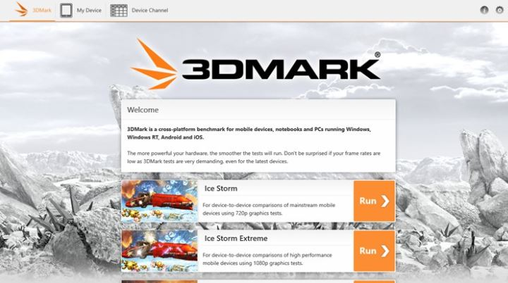 3Dmark Windows Store