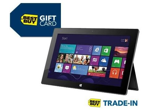 Best Buy Surface