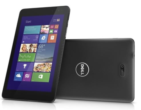 Dell Venue Pro Windows Tablet
